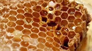 Miel cruda sin filtar -