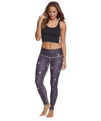 GREAT STAR NATION BLACK HOT PANT (BLACK THREAD)
