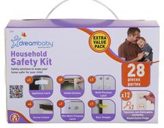Kit de seguridad para el hogar 28 piezas