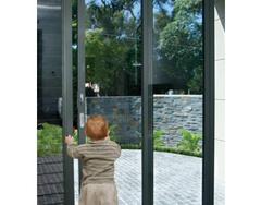 Pack de dos seguros para puertas y ventanas corredizas