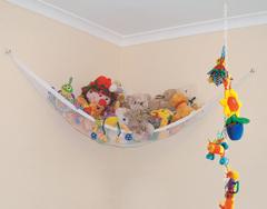 Hamaca para juguetes + cadena para juguetes - Dreambaby