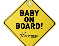 Señal Bebé a bordo - Dreambaby