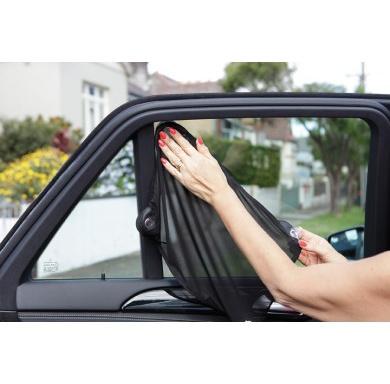 Cortina ajustable para auto