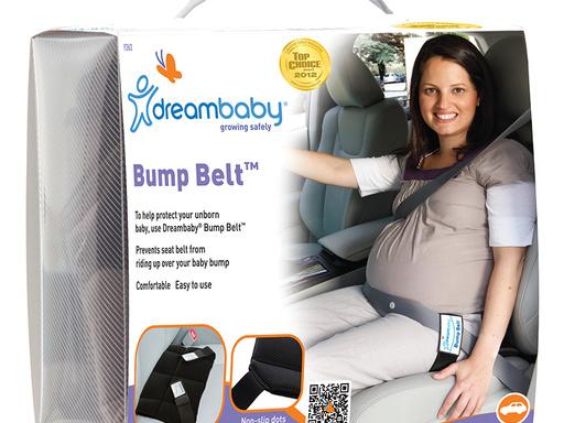 Cinturón de seguridad para embarazadas - Dreambaby