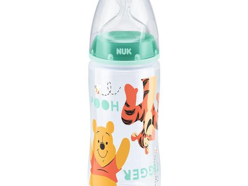 Mamadera FC 300 ml silicona Winnie the pooh