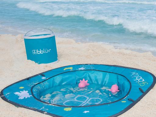 Piscina de playa pop-up Arenä