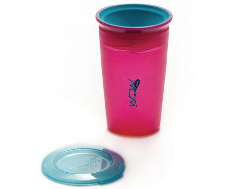 Vaso Antiderrame JUICY! Wow Cups