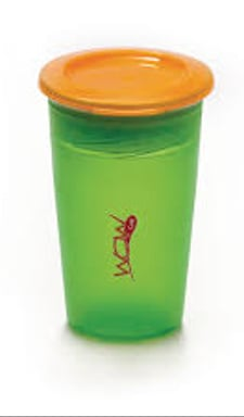 Vaso Antiderrame JUICY! Wow Cups