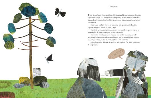 Flora, cuentos andinos