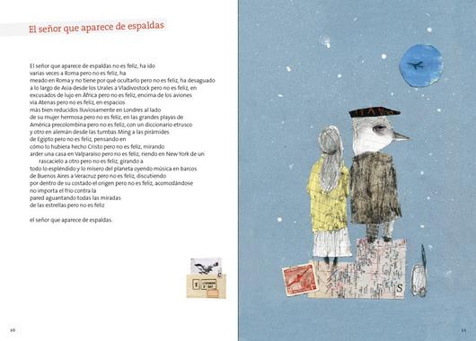 Gonzalo Rojas, poemas ilustrados