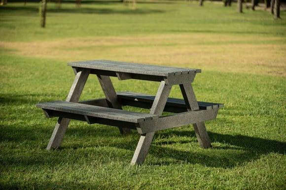 Mesa de picnic en Ecotabla