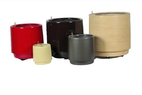 Macetero autorregante modelo Breslau - macetero autorregante fibra de vidrio cilindro con base modelo breslau.png
