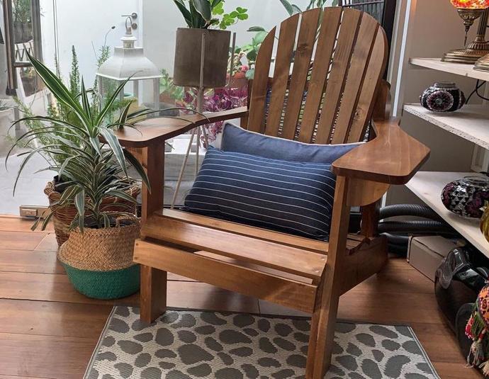 Réplica de silla Adirondack en madera de madera de pino pulida y tratada - replica de silla adirondack en madera de pino1.jpeg