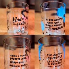SET VASOS DILO CON GLASS