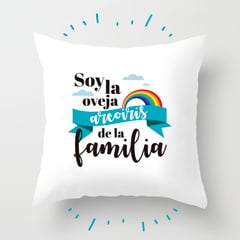SOY LA OVEJA ARCOIRIS DE LA FAMILIA