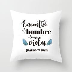 ENCONTRÉ AL HOMBRE DE MI VIDA MARIDO YA TUVE