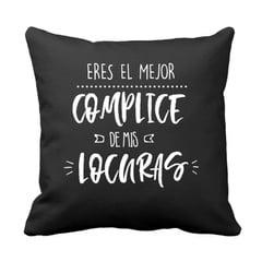 ERES EL MEJOR COMPLICE DE MIS LOCURAS