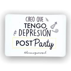 CREO QUE TENGO DEPRESION POSTPARTY