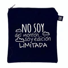 NO SOY DEL MONTON SOY EDICION LIMITADA