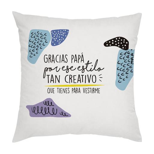 GRACIAS PAPA POR ESE ESTILO TAN CREATIVO QUE TIENES PARA VESTIRME