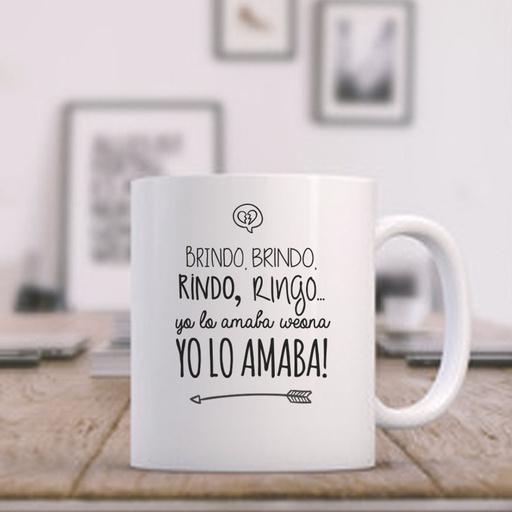 BRINDO BRINDO RINGO YO LO AMABA WEONA YO LO AMABA