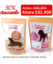 Pack Variedad 2Kg. Pollo 60% + Cachorros y Madres