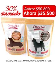 Pack Variedad 2Kg. Cordero + Pollo 60%