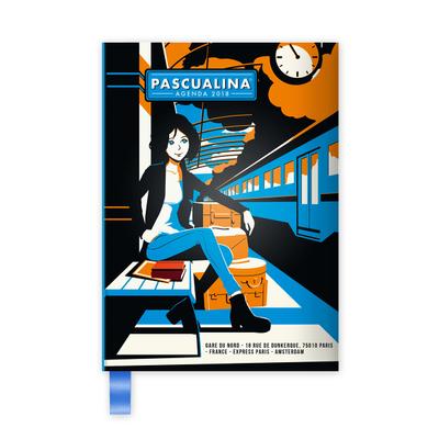 Precuela Pascualina Bitacora Train