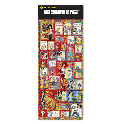 Stickers Pascualina