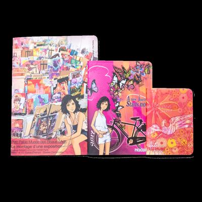 Pack Libretas Pascualina Pink