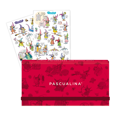 Pack Agenda Originals Sandia+ 2 Stickers Originals