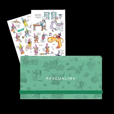 Pack Agenda Originals Menta+ 2 Stickers Originals