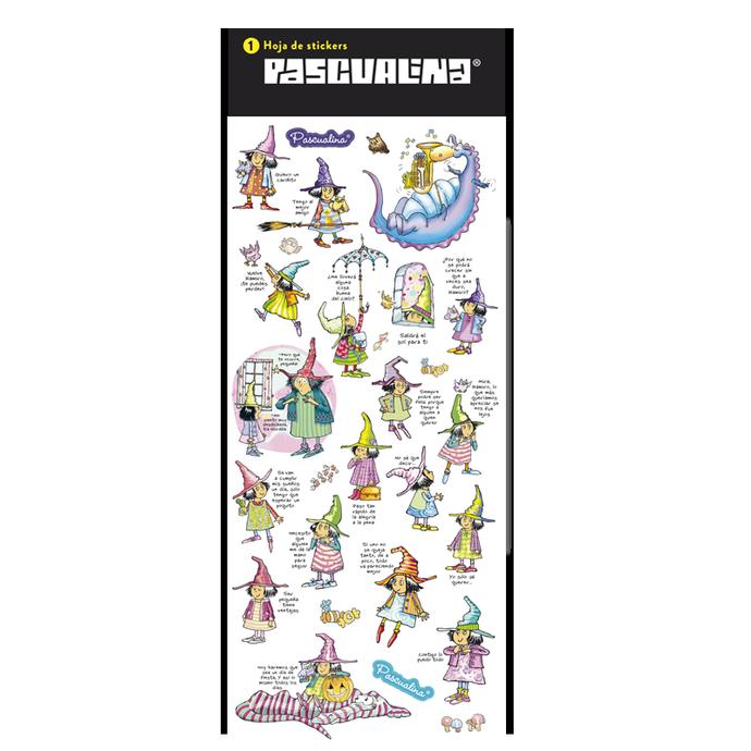 Stickers Pascualina Originals