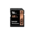 TARJETA LEXAR SDHC 16GB UHS-I 633X