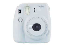 Camara Instax Mini 9 Smoky White