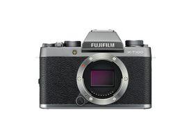 Cámara Fuji X-T100 (sólo cuerpo) Silver