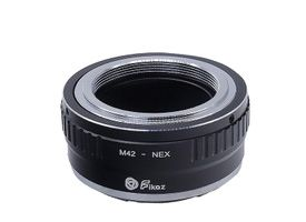 Adaptador de Lente M42 a NEX II