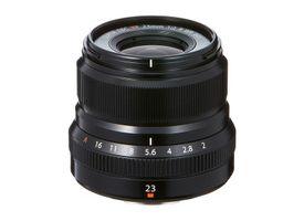 Lente Fuji XF 23mm. F2-R WR