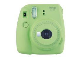 Camara Instax Mini 9 Lime Green
