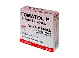 Revelador Papel Fomatol P 2,5 LT