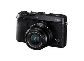 Camara Fuji X-E3 Kit Negra XF 23mm F2-R WR