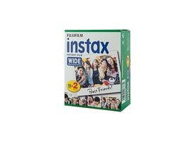 Carga Instax Wide x2