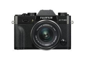 Cámara Fuji X-T30 Kit lente XC 15-45