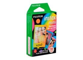 Carga Instax Mini Rainbow