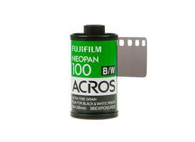 Fuji Neopan Acros 100 35mm