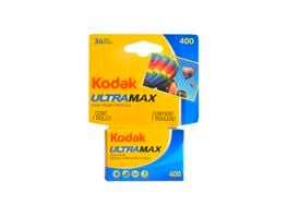 Kodak Ultramax 400 35mm