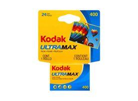 Kodak Ultramax 400 35mm 24 Exp.