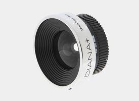 Diana lens 38mm Super Wide A. Lens