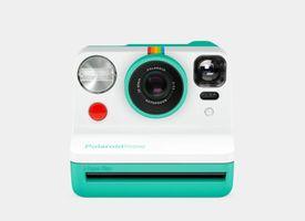 Polaroid Now Menta