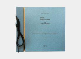 Album de Fotos Diogenes Azul 60 fotos